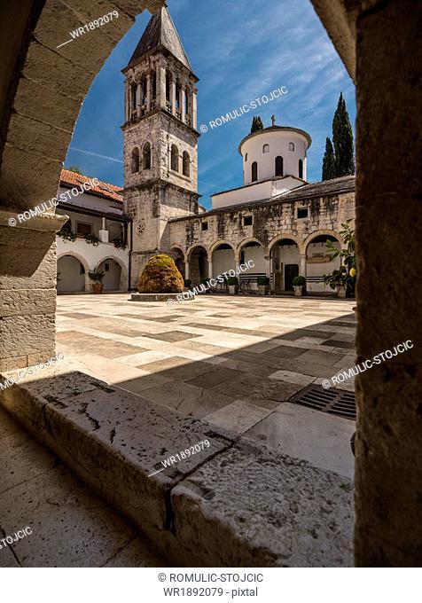 Monastery of Krka, Carigradska Draga, Croatia