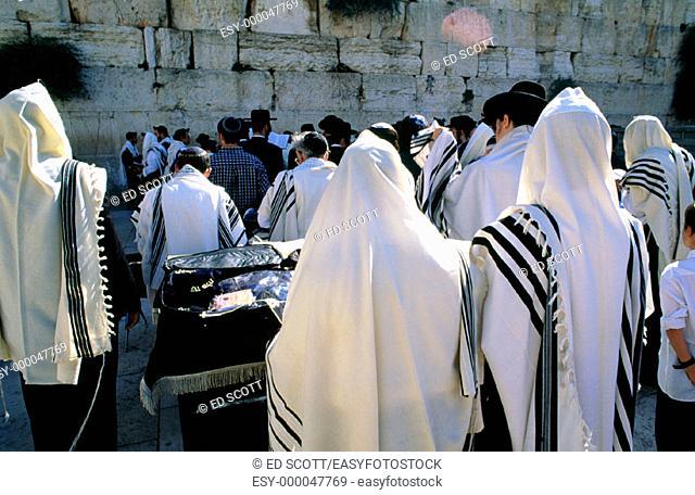 Mount Moriah. Jerusalem. Israel