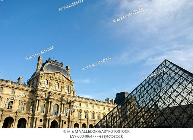 Louvre museum, Paris  France