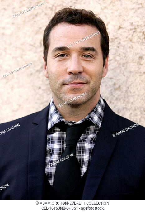Jeremy Piven at arrivals for ENTOURAGE Season Seven Premiere, The Paramount Theater at Paramount Pictures Studio, Los Angeles, CA June 16, 2010