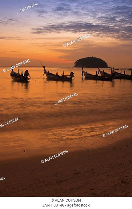 Hat Kata Noi (Kata Noi Beach), Phuket, Thailand