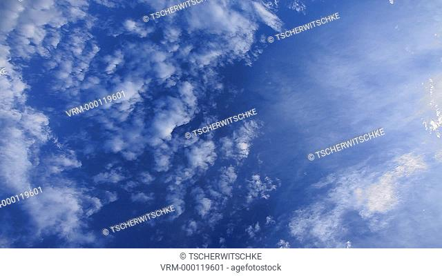 Clouds, Sinai, Egypt