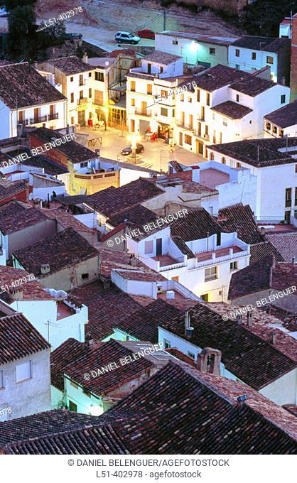 Chulilla. Valencia province. Spain
