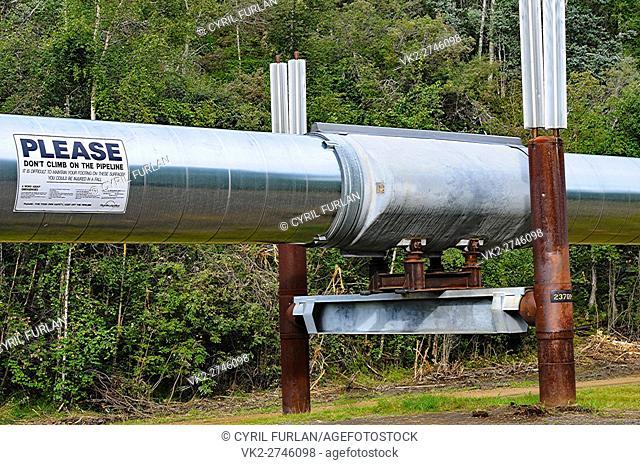Alaska Oil Pipe Line