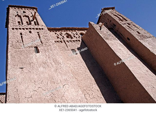 Ksar Ait Ben Haddou, fortified city, Morocco