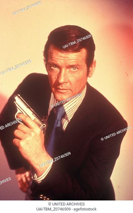 James Bond 007: Der Mann mit dem goldenen Colt / Mann mit dem goldenen Colt, Der / Roger Moore