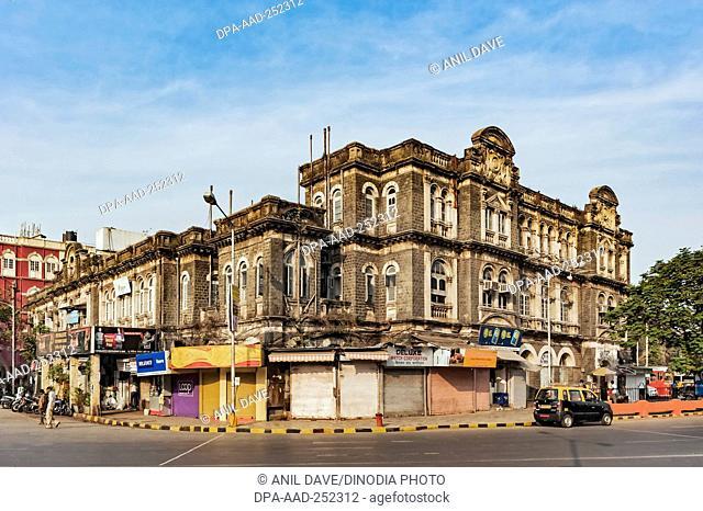 Capitol cinema building, mumbai, maharashtra, india, asia