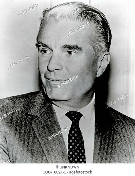 Kent Smith as Dr. Robert Morton in Peyton Place, USA 1964