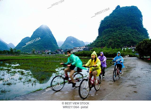 Yangshuo,Guilin,Guangxi