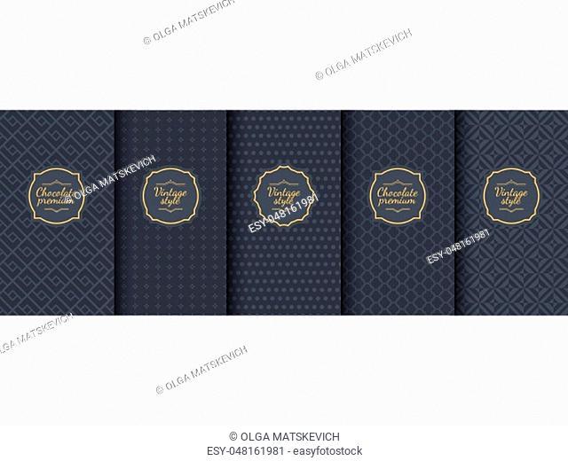 background, chocolate, premium, luxury, gold