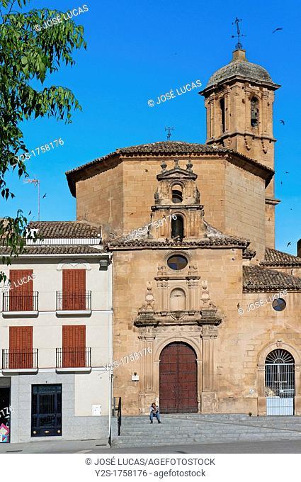 Church of San Anton, Alcala La Real, Jaén