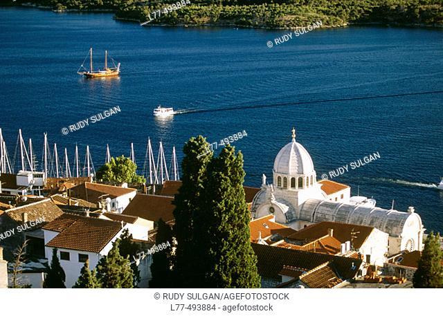 Sibenik. Dalmatia. Croatia
