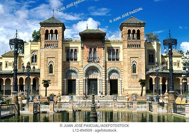 Museo de Artes y Costumbres Populares, Sevilla. Andalusia, Spain