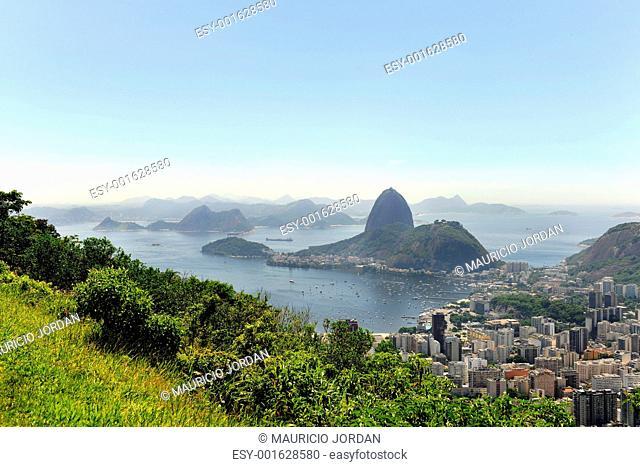 Rio de Janeiro, Sugarloaf Mountain and Botafogo
