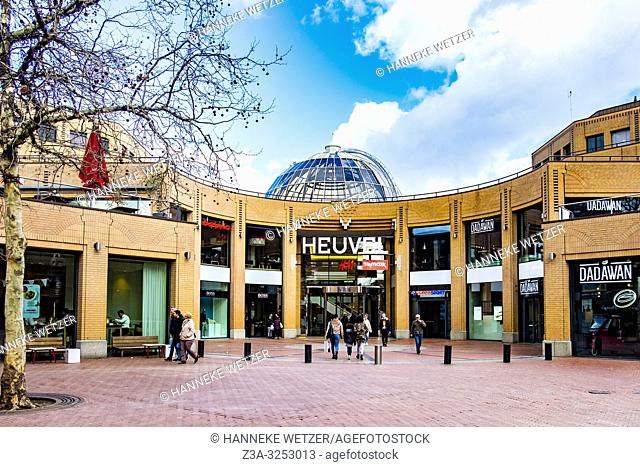 Heuvel shopping mall in Eindhoven, The Netherlands, Europe