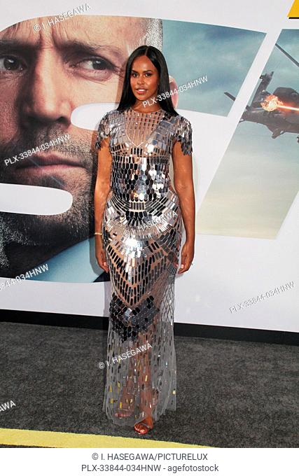 "Sabrina Dhowre Elba 07/13/2019 The world premiere of """"Fast & Furious Presents: Hobbs & Shaw"""" held at the Dolby Theatre in Los Angeles, CA Photo by I"