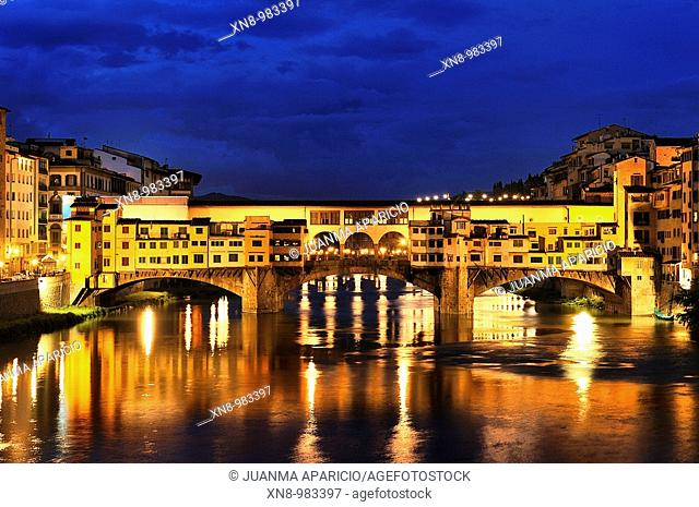 Ponte Vecchio, FlorenceFlorence (Firenze in Italian) is a city located in northern central Italy, capital and largest city of the homonymous province and the...