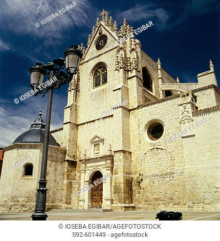 Gothic Cathedral, Palencia, Castile-Leon, Spain