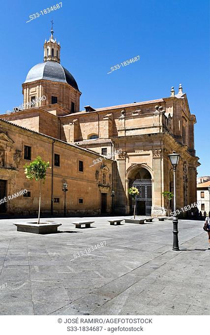 Purísima's church in Salamanca  Castilla León  Spain