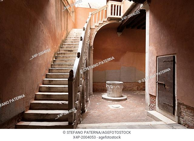 Casa di Carlo Goldoni, Museum, Venice, Italy