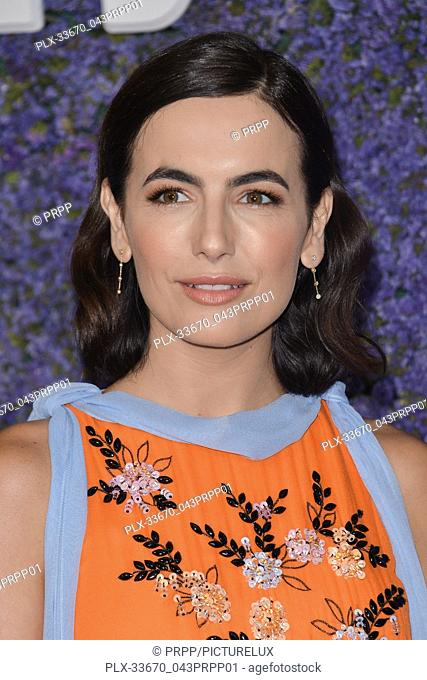 Camilla Belle at the Caruso's Palisades Village Opening held at the Palisades Village in Pacific Palisades, CA on Thursday, September 20, 2018