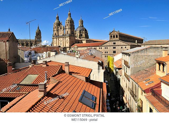Europe, Spain, Castile and Leon, Castillia y Leon, Salamanca, Unesco World Heritage Site
