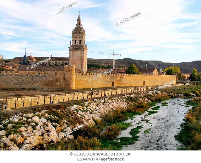 El Burgo de Osma. Soria province. Castilla y Leon. Spain