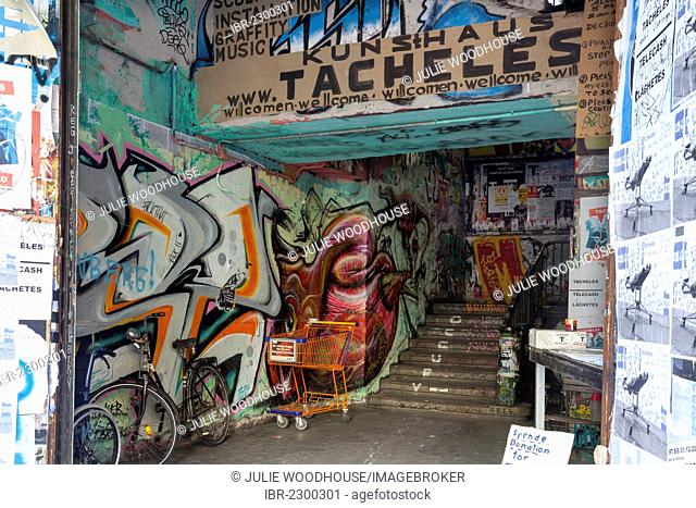 Kunsthaus Tacheles, art and event centre, Berlin, Germany, Europe