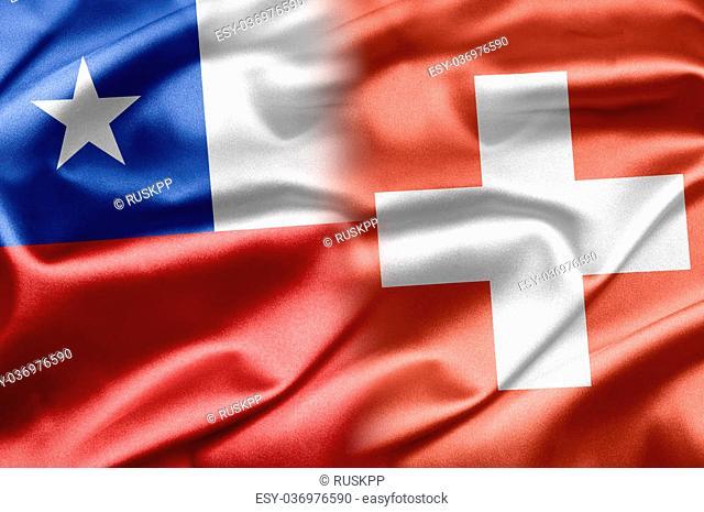 Chile and Switzerland