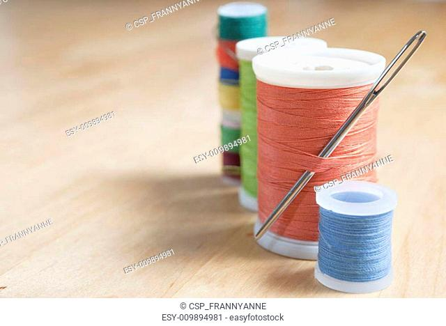 Cotton Reels - Right Frame