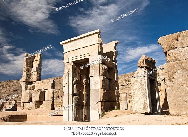 Hall of Xerxes, Persepolis, Shiraz, Iran