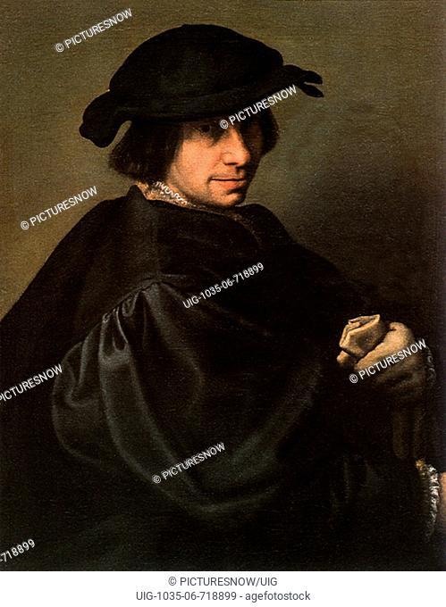 Portrait of the Artist's Father, Galeazzo Campi