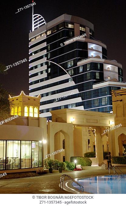 Bahrain, Manama, Elite and Novotel Resorts