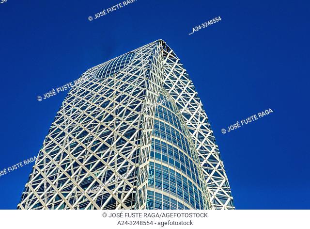 Japan, Tokyo City,Shinjuku Ward, Cocoon Tower