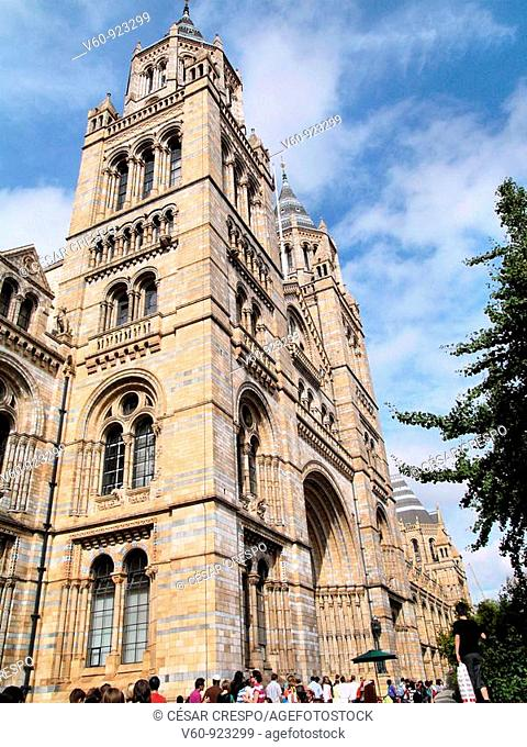 -History Museum of London-