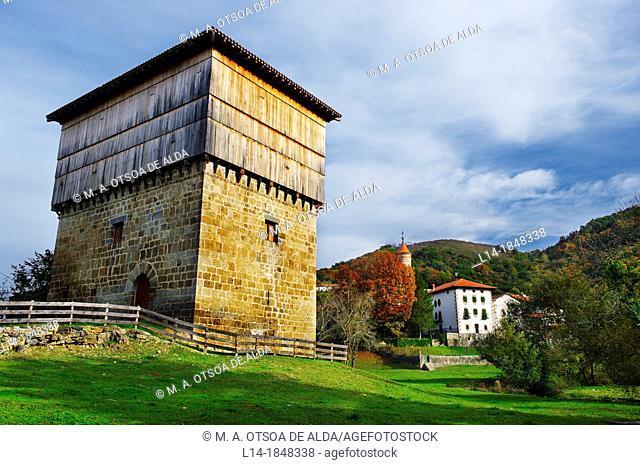 Donamaria, Navarre, Spain