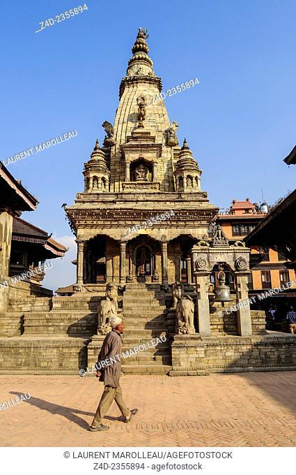 Vatsala Devi Temple, Durbar Square, Bhaktapur, Bagmati Zone, Nepal