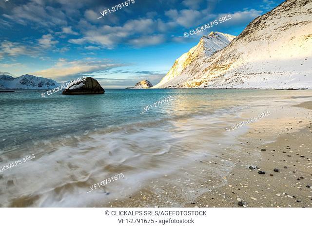 Haukland - Lofoten Islands,Norway