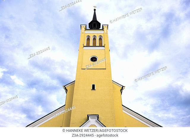 St. John's Church in Tallinn, Estonia, Europe
