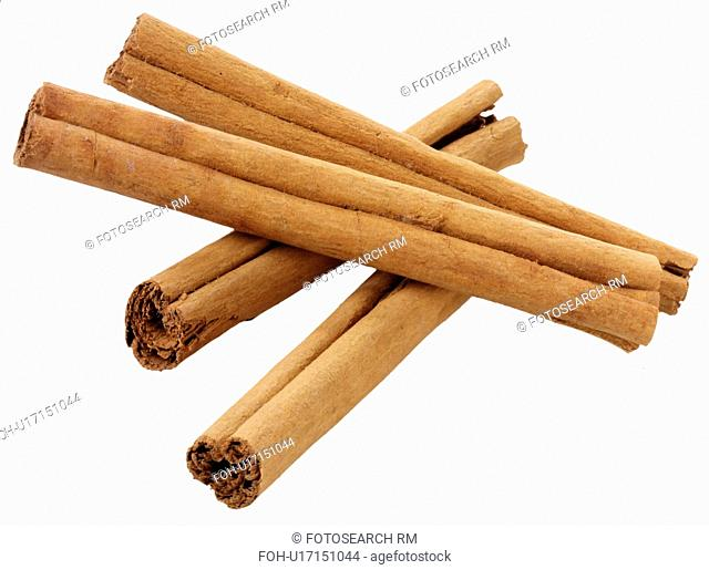 Cinnamon Sticks Cut Out