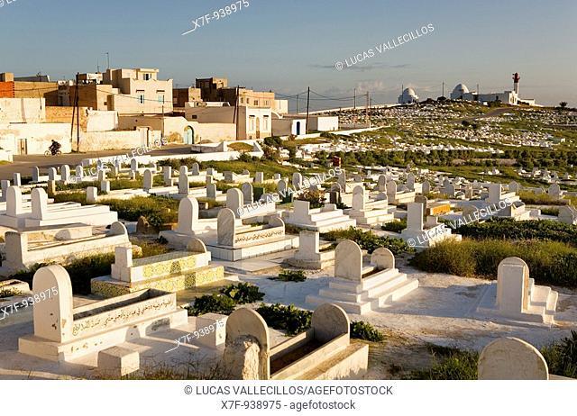 Tunez: Mahdia Cemetery