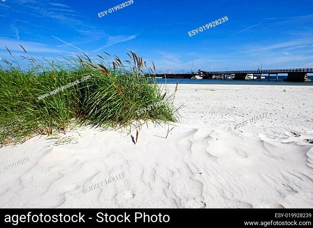 Snogebaek, Strand Bornholm, Dänemark