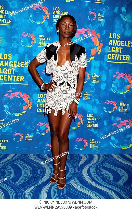 Los Angeles LGBT Center 47th Anniversary Gala Vanguard Awards at the Pacific Design Center on September 24, 2016 in West Hollywood