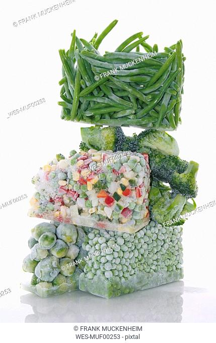 Frozen vegetable