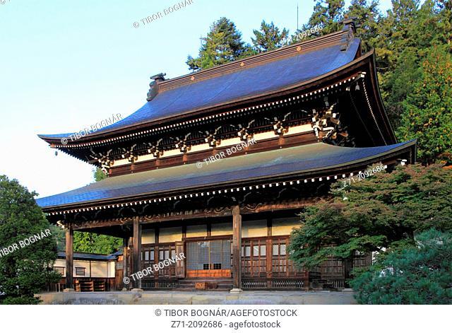 Japan, Hida, Takayama, Soyuji Temple,