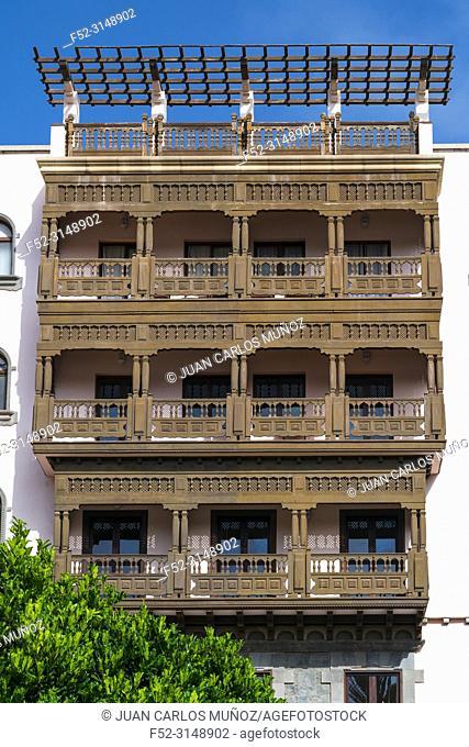Santa Catalina Historic Hotel, Doramas park, Ciudad Jardin neighborhood, Las Palmas city, Gran Canaria Island, The Canary Islands, Spain, Europe