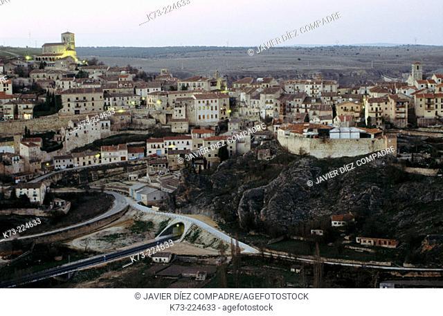 Sepúlveda. Segovia province. Spain