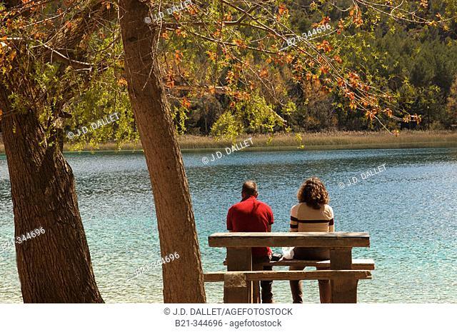 Lagunas de Ruidera Natural Park. Albacete and Ciudad Real provinces, Spain