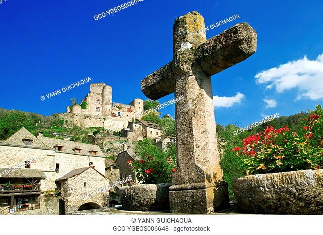 Belcastel,Aveyron,Midi-PyrenÚes,France