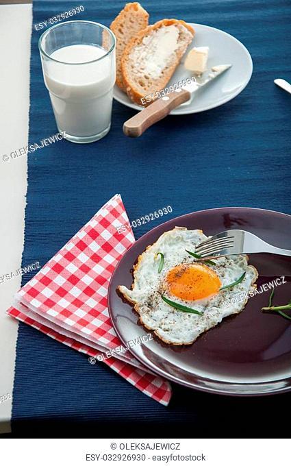 Traditional breakfast